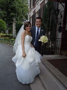 Elizabeth and her husband