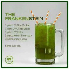 the frankenstein drink