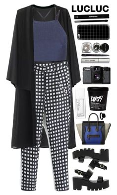 """""""Blues in The Night"""" by yen-and-len ❤ liked on Polyvore featuring Windsor Smith, Topshop, NARS Cosmetics, LØMO, Bobbi Brown Cosmetics, Casetify and Edward Bess"""