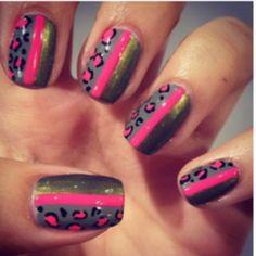 Wah nails!