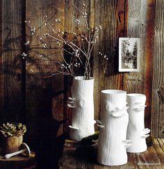 Roost Porcelain Log Collection