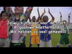 ▶ Kinderen voor Kinderen 34 - Klaar voor de start - Lyrics - YouTube