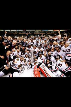 2013 Stanley Cup Champions