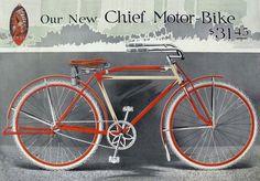 1915 to 1919 Sears Chief - Documentation & Bike Thread