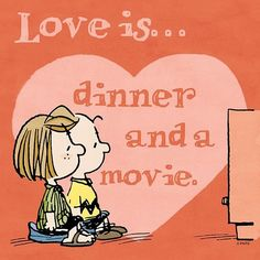 Jantar e filme