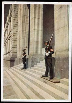 : Picture postcards and topics Third Reich Propaganda, Organisations, SS German Soldiers Ww2, German Army, Luftwaffe, Berlin, The Third Reich, Alternate History, Picture Postcards, Strange History, Historical Architecture