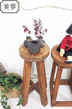 [A11059~1]민속품 나무의자 3개(재봉틀 의자/미싱의자/구두닦이 의자/나무 빈티지 의자)((1번판매)) : 네이버 블로그 Bar Stools, Table, Furniture, Home Decor, Bar Stool Sports, Counter Height Chairs, Interior Design, Home Interior Design, Desk