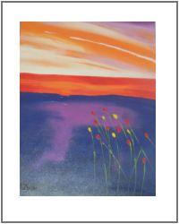 landscapes by dot dixon Abstract Landscape Painting, Landscape Paintings, Landscapes, Color Of Life, Dots, Colour, Stitches, Paisajes, Color
