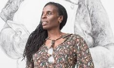 'We are living in disturbing times': artist Barbara Walker on Margate and racism Art Articles, Black Women, Times, Artist, Fashion, Moda, Fashion Styles, Artists, Fashion Illustrations
