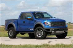800 HP F-150 Raptor by Hennessey