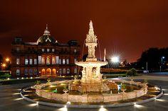 Doulton Fountain by Katie Grainger