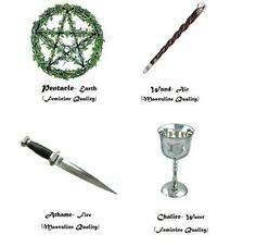 Wiccan tools on Pinterest | Wiccan, Wiccan Altar and Tools