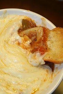 lasagna soup from Paula Deen. sounds great for football season!
