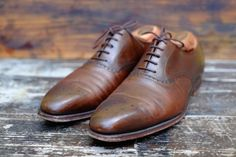 http://chicerman.com  dandyshoecare:  A special thanks to Mr.T.S. for a pleasant visit. It is always a great pleasure for me to meet our customers.  #menshoes