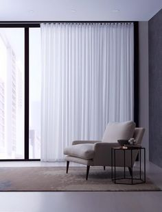 Dollar Curtains & Blinds Wavefold Curtains #dollarcurtainsandblinds