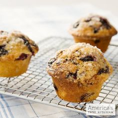 Blueberry Muffin Day!