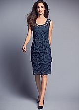 Lace Tier Dress - occasions