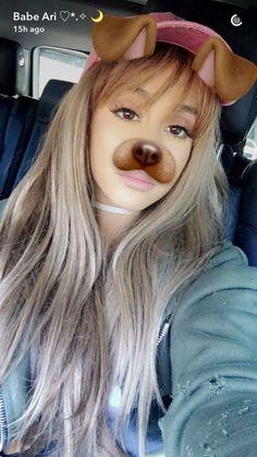 Follow me if you love Ariana Grande