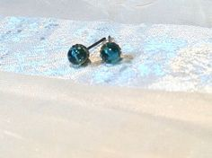 Planet Earth Earrings Our Blue Planet Posts by NorthCoastCottage