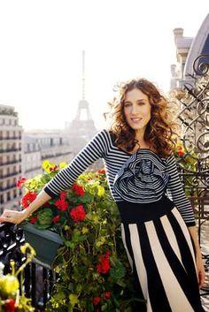 y durante este episodio dije que algun dia iria a Paris :)... 3 vueltas ya :D