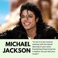 Here's one of Michael Jackson, the king of Pop, famous quotes.  Leave a heart ❤ if you agree #alternatetone