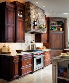 Earth & Wood - traditional - kitchen - philadelphia - Lang's Kitchen & Bath