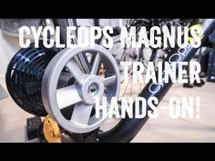 Hands-on with new CycleOps Magnus Trainer! - YouTube