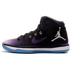 cheap for discount d3c67 f2697 Air Jordan XXX1 Mens Basketball shoes Purple black jade