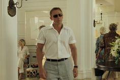 Linen Pants, James Bond Style