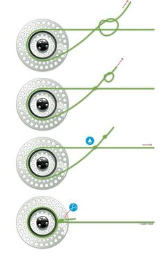 """Learn how to tie these crucial knots by reading """"Best Fly Fishing Knots."""""""