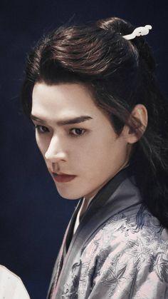Drawing Body Poses, Chinese Boy, Cute Actors, Asian Actors, Beautiful Soul, Yandere, Female Characters, Asian Beauty, Kdrama