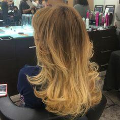 Californian Hair by Miguel Salcedo