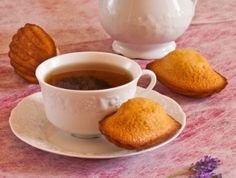 Madeleines aux patates douces #recettesduqc #collation