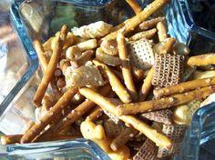Cinnamon Snack Mix Recipe - Food.com