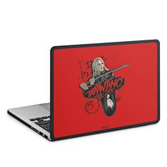 Tarantino Kill Bill rot für Hard Case (anthrazit) für Apple MacBook Air 13 mid 2013 von DeinDesign™
