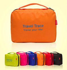 Ladies Mens Wash Bag Travel Toilet Bag Hanging Toiletries Makeup Bag Zipper £7.99