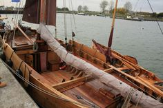 Hengst TH 5 | by capt Hornixio Hornblower Th 5, Small Sailboats, Dream Life, Sailing, Woodworking, Ships, Outdoor Decor, Candle, Boats