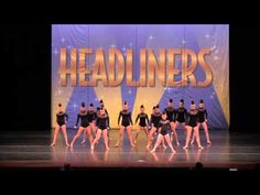 """Radioactive"" - Empower Dance Company - Junior Modern Group - YouTube Really like the beginning and 3 groups section in the middle"