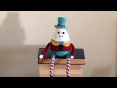 FREE PATTERN! Humpty Dumpty Puzzle Doll – Book People Studio