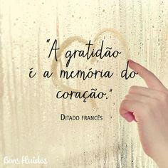 Sempre ter gratidão , gesto de humildade.                                                                                                                                                                                 Mais