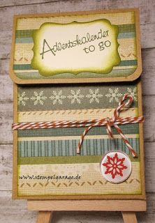 Adventskalender to go