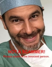 Dr. Fernando Gomes Pinto - Dating Scammer