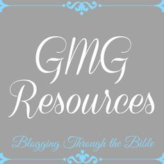 We are reading through the Bible - cover to cover - one chapter a day! Join us anytime!  There's no enrollment! Here are all the resources from the past including free eWorkbooks, reading plans, devotionals and videos!