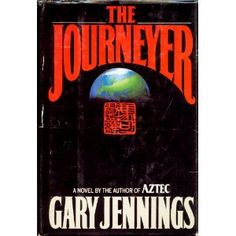 """The Journeyer"" -- Gary Jennings.    A historical novel written from the perspective of Marco Polo, from his youth to his elder years."