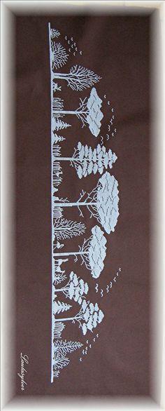 57 meilleures images du tableau arbre point de croix   Cross stitch ... add8763b2aa