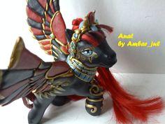 Egyptian pony