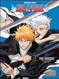 Bleach DVD Box Set 3: The Rescue (Hyb) (Eps 42-63) #RightStuf2013