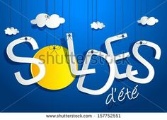 Summer Sale Vector Illustration - 157752551 : Shutterstock
