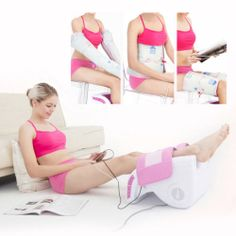 [Seven Liner] Calf Leg Massager Knead Rub Heating Speaker USB Charge (Prime Set)