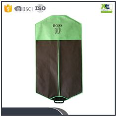 New Arrival Handle Style Eco-Friendly Foldable Garment Suit Bag Non Woven Bags, Garment Bags, Suits, Eco Friendly, Bags Sewing, Handle, China, Shopping Bags, Stuff To Buy